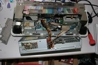 SONY VGC-M30 のHDD換装